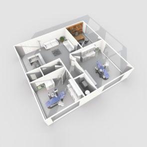 Projektowanie gabinetów