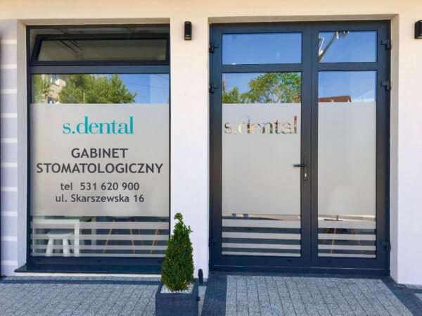 Projekt Gabinetu Stomatologicznego S.Dental Kościerzyna 4