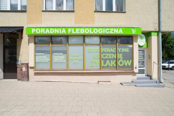 Projekt Gabinetu Flebologiczna Gdańsk-Wrzeszcz 14