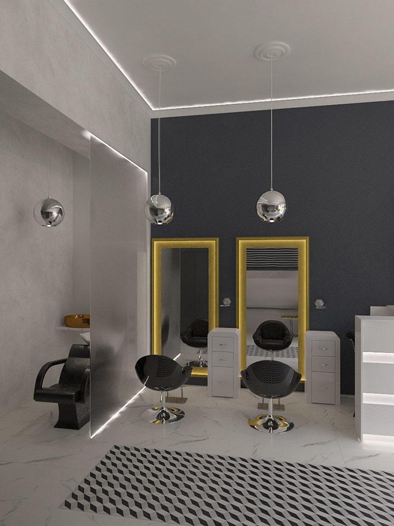 Projektowanie Gabinetów Kosmetycznych Projekt Gabinetu